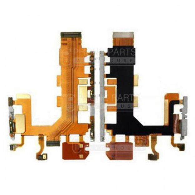 Picture of Xperia Z2 Power and volume flex cable