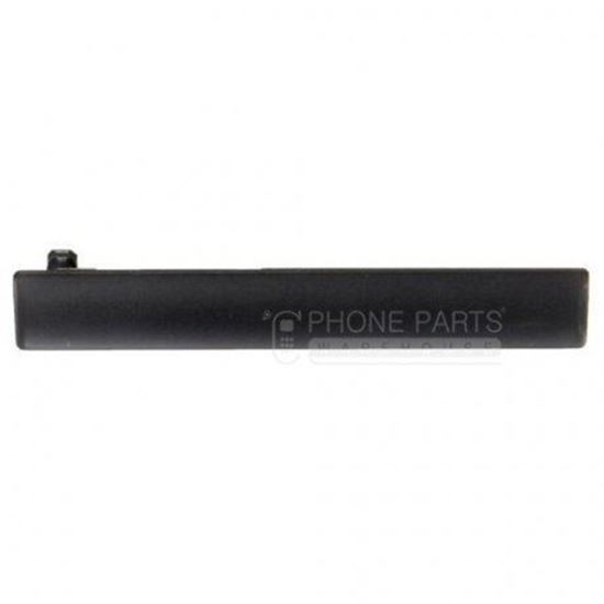 Picture of Xperia Z3 Compact USB Charging Port Cover [Black]