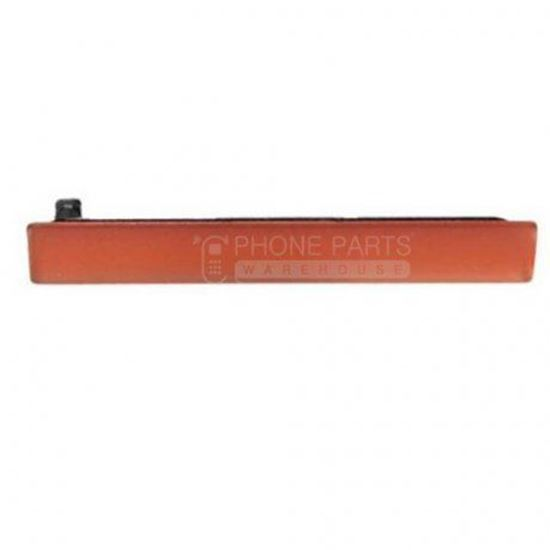 Picture of Xperia Z3 Compact USB Charging Port Cover [Orange]
