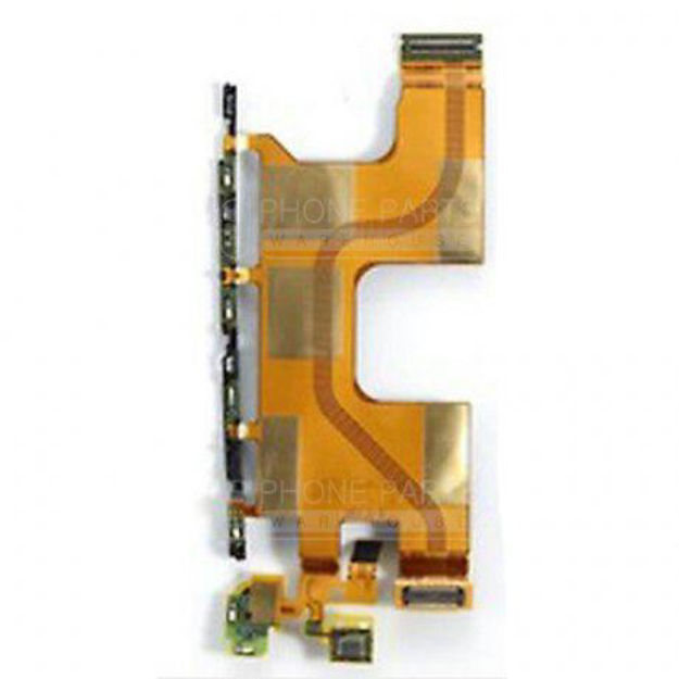 Picture of Xperia Z3 +/ Z4 Flex-Cable / Flat-Cable with Microphone