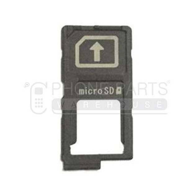 Picture of Xperia Z5 Sim Card and Micro SD Memory Card Tray Holder