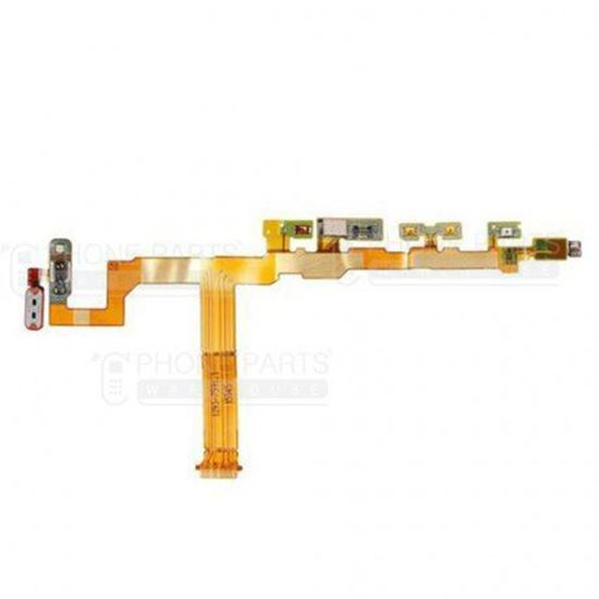 Picture of Xperia Z5 Compact Power and Volume Flex Cable with Vibrator Motor