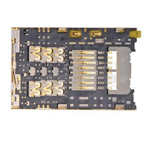 Picture of Xperia Z5 Pre. Sim Card reader