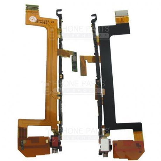 Picture of Xperia X Power and Volume Flex Cable with Vibrator Motor