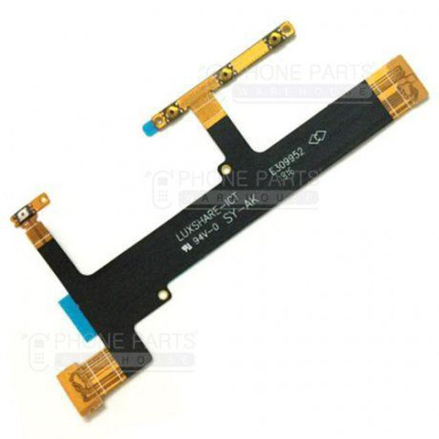 Picture of Xperia XA Power and volume flex cable