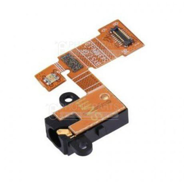 Picture of Xperia XA1 Ultra Earphone Jack with Proximity Sensor