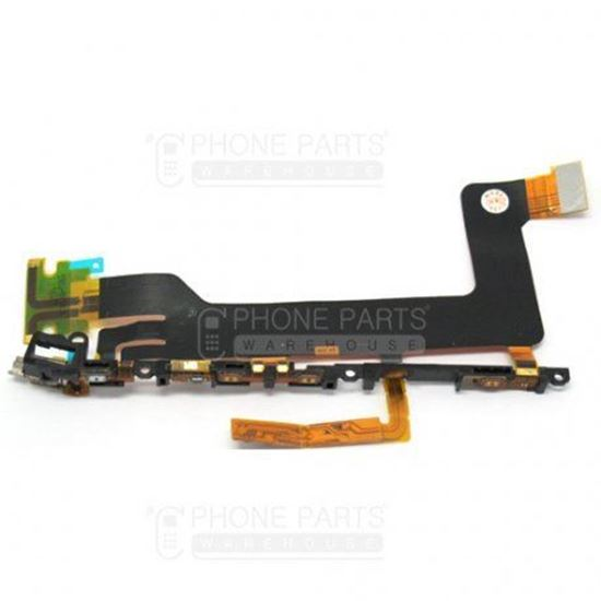 Picture of Xperia XZs Power and Volume Flex Cable with Vibrator Motor