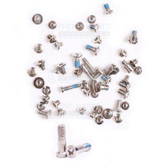 Picture of iPhone 5 Compatible Screw Set White