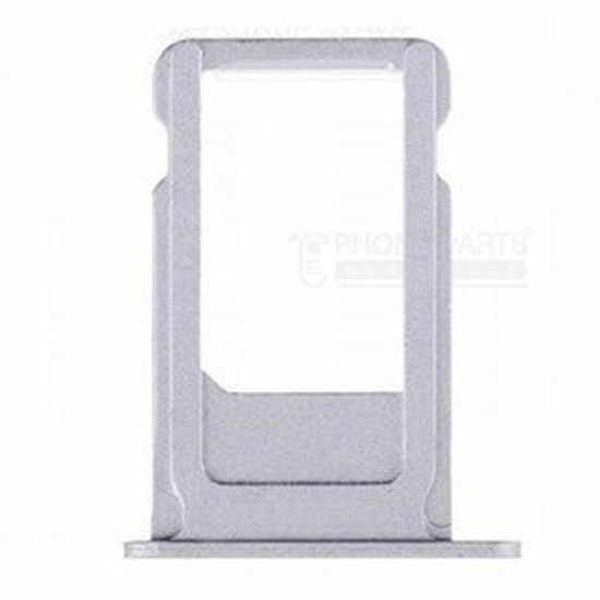 Picture of iPhone 5 Compatible Sim Card Holder White