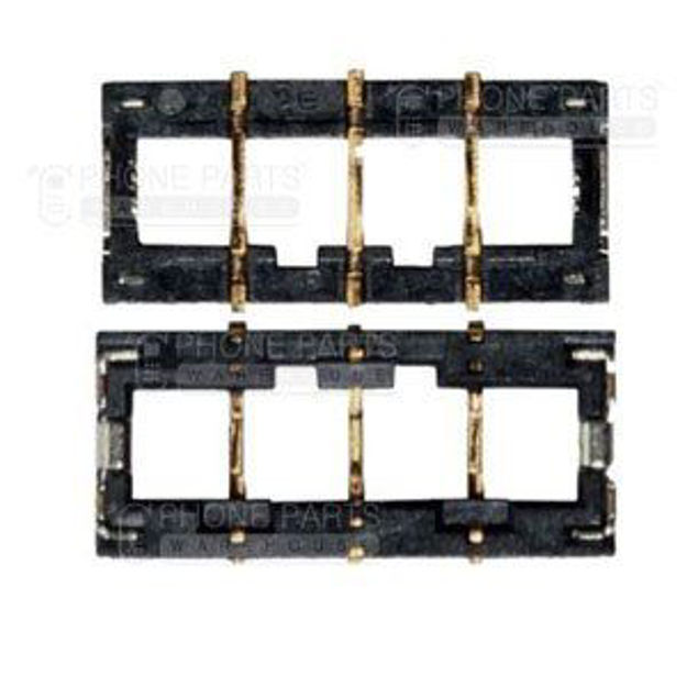 Picture of iPhone 5C Compatible Battery Connector 2 Piece Set
