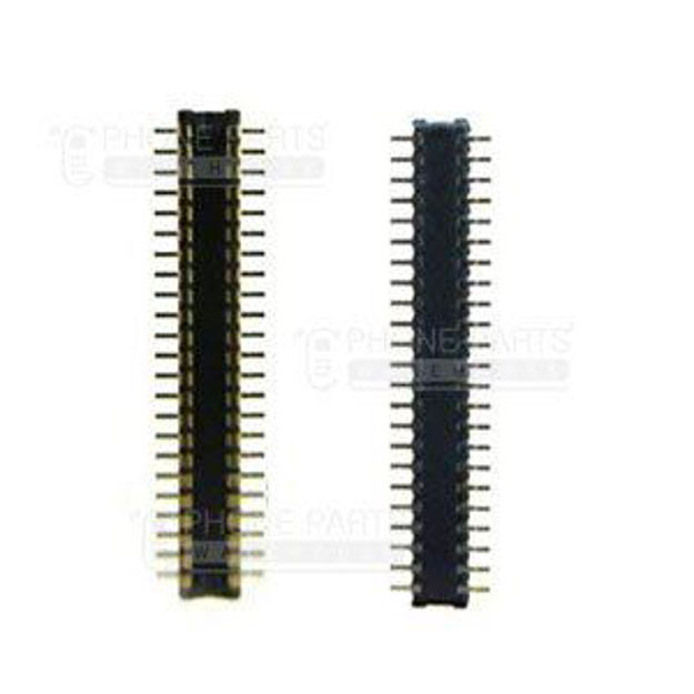 Picture of iPhone 5C Compatible Touch Screen Connector 2 Piece Set