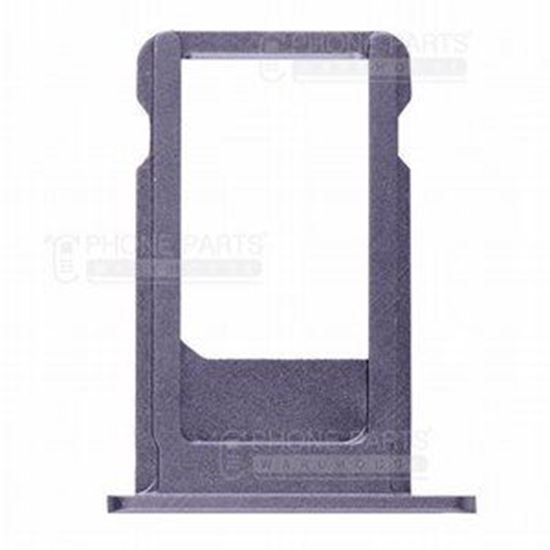 Picture of iPhone 5S Compatible Sim Card Holder Grey