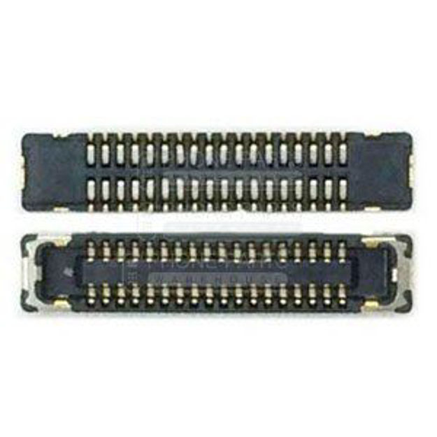 Picture of iPhone 6 Compatible LCD Connector 2 Piece Set