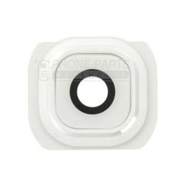 Picture of Galaxy S3 (i9300 / I9305) Camera Glass Lens With Cover [White]