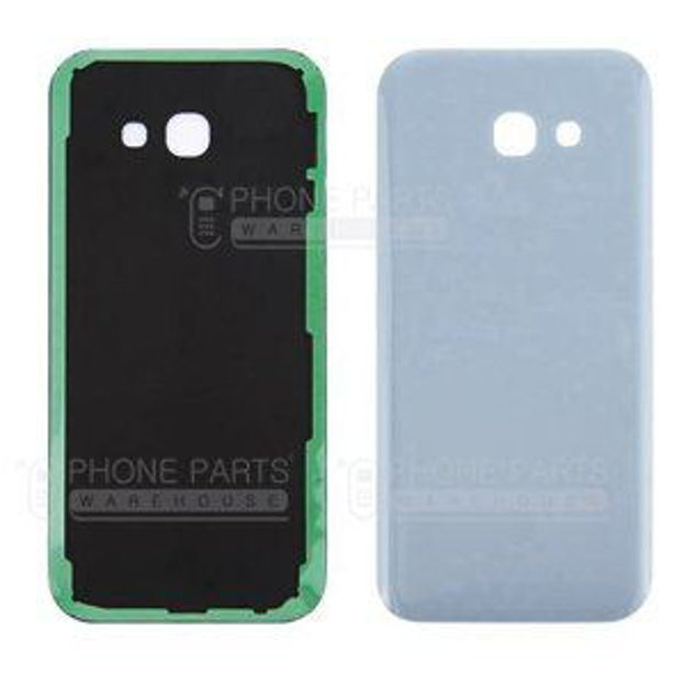 Picture of Galaxy A320 Battery Back Cover [Light  Blue]