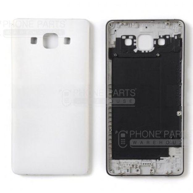 Picture of Galaxy A500 Battery Back Cover [White]