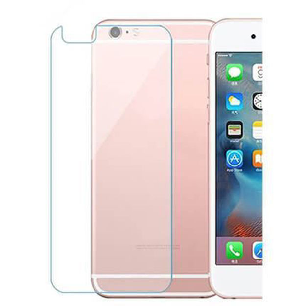 Picture of iPhone 6 Plus Tempered Glass Screen Protector [Back]