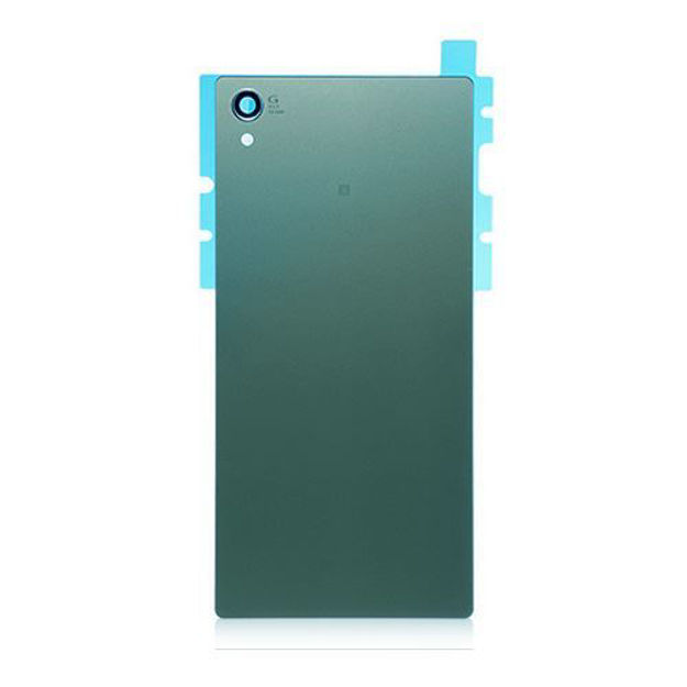 Picture of Xperia Z5 Pre. Battery Back Cover With Sticker [Green]