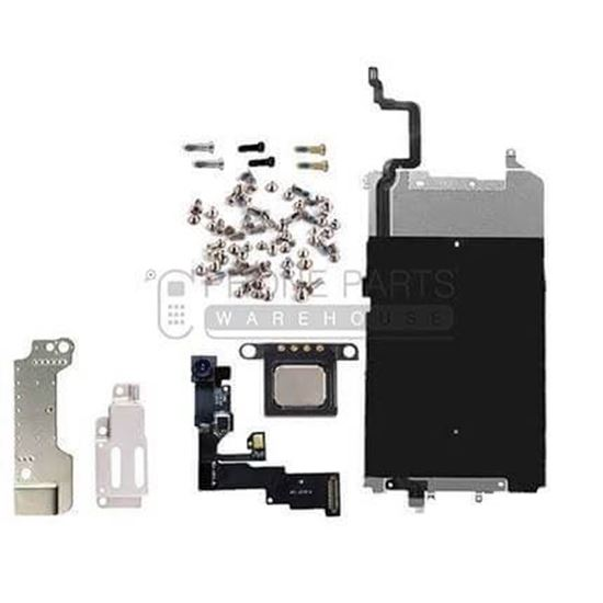 Picture of iPhone 6 Plus Complete Orignal Spare Parts Set for LCD Screen Include Front Camera and Ear Speaker