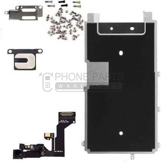 Picture of iPhone 6S Complete Orignal Spare Parts Set for LCD Screen Include Front Camera and Ear Speaker
