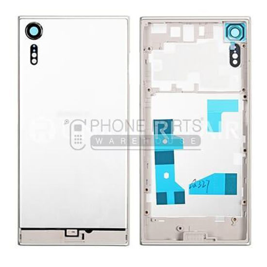 Picture of Xperia XZs Battery Back Cover Housing [White]