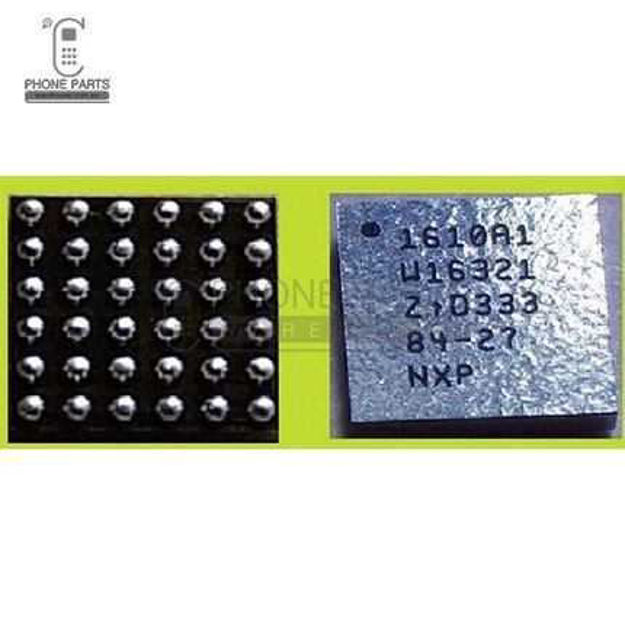 Picture of iPhone 5c/5s USB charger (u2)  IC Chip1610A1 [33950204]