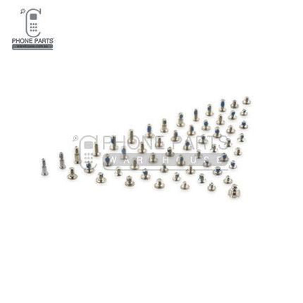 Picture of iPhone 6 Plus Compatible Complete Screw Set [White]