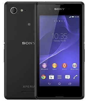 Picture for category Xperia E3