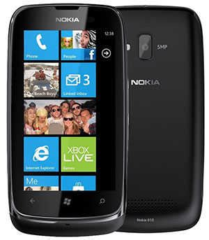 Picture for category Lumia 610