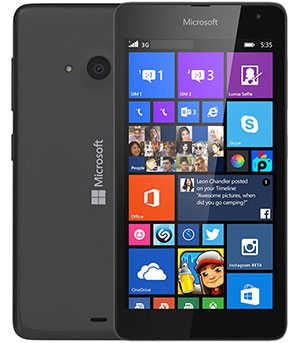 Picture for category Microsoft Lumia  535