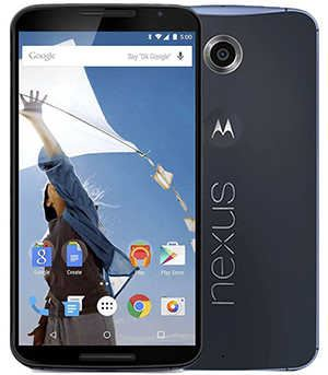 Picture for category Motorola Google Nexus 6