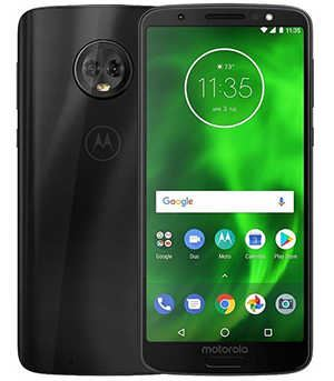 Picture for category Motorola G6