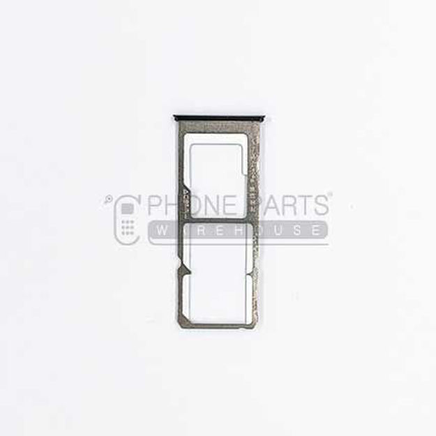 Picture of Oppo A73 / F5  Sim Card Holder [Black]
