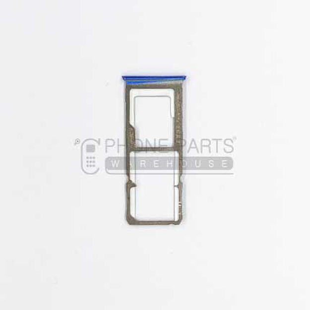Picture of Oppo A73 / F5  Sim Card Holder [Blue]
