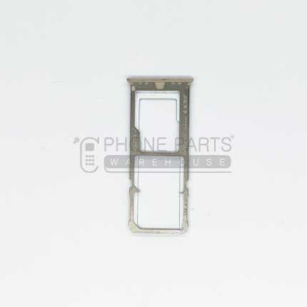 Picture of Oppo F3 Sim Card Holder [Gold]