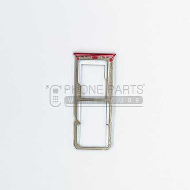 Picture of Oppo F7 Sim Card Holder [Red]