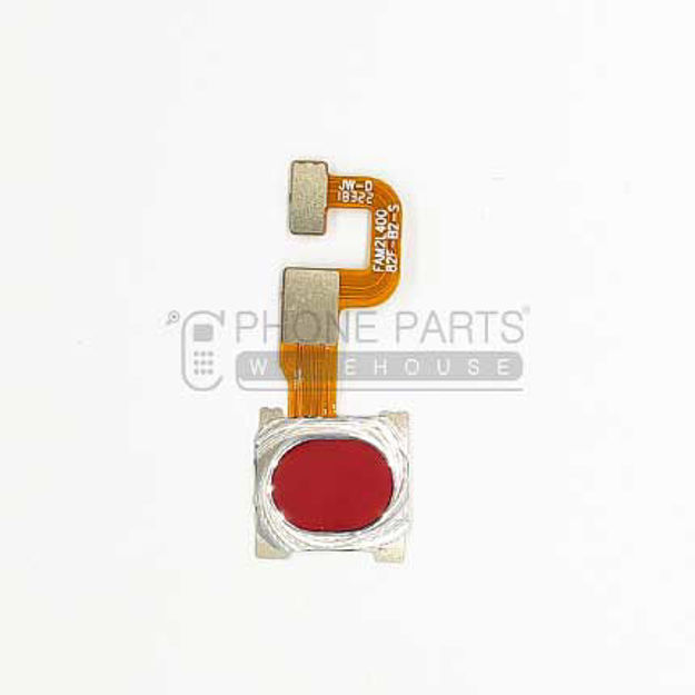 Picture of Oppo A7X / F9 Touch ID Sensor Flex [Red]