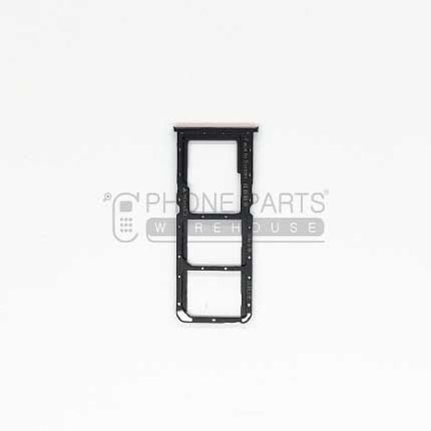 Picture of Oppo A7X / F9 Sim Card Holder [Black]