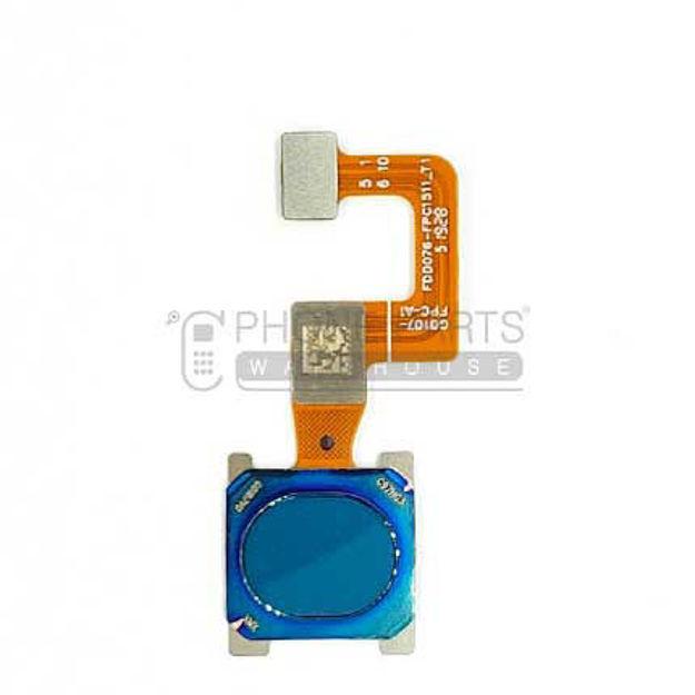 Picture of Oppo F11 Pro Touch ID Sensor Flex [Aurora Green]