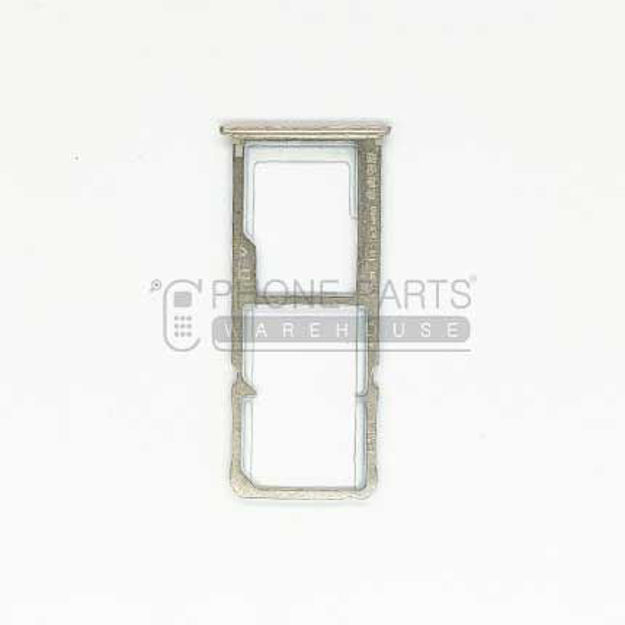 Picture of Oppo A57 Sim Card Holder [Gold]