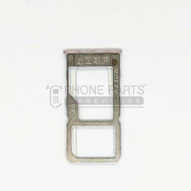 Picture of Oppo A59 / F1s Sim Card Holder [Gold]