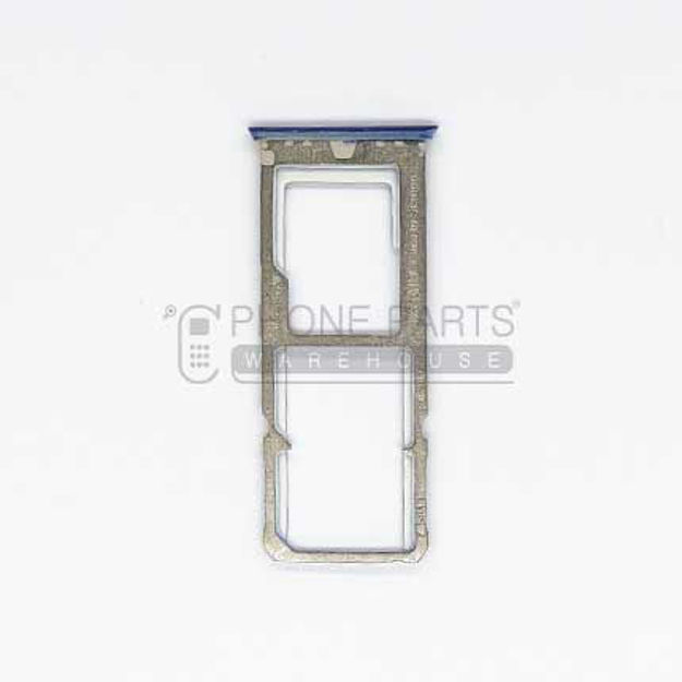 Picture of Oppo A79 Sim Card Holder [Blue]