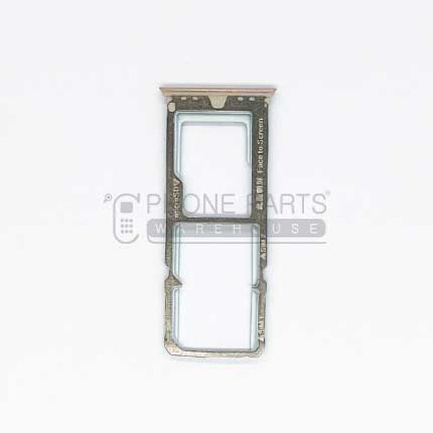 Picture of Oppo A79 Sim Card Holder [Gold]