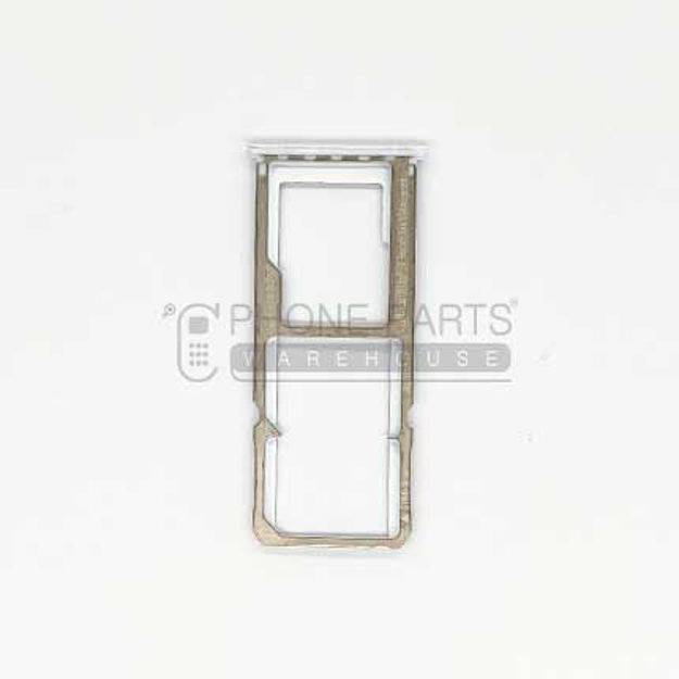 Picture of Oppo A83 / A1 Sim Card Holder [White]