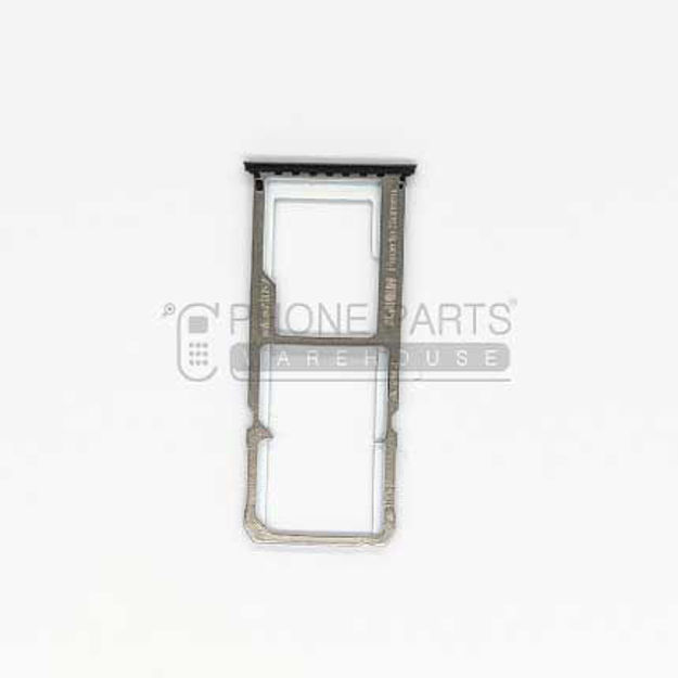 Picture of Oppo A83 / A1 Sim Card Holder [Black]