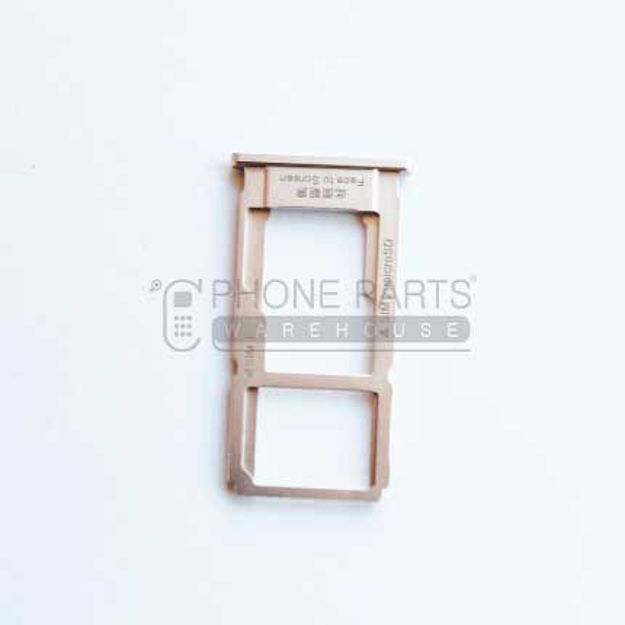 Picture of Oppo R11s Plus Sim Card Holder [Gold]