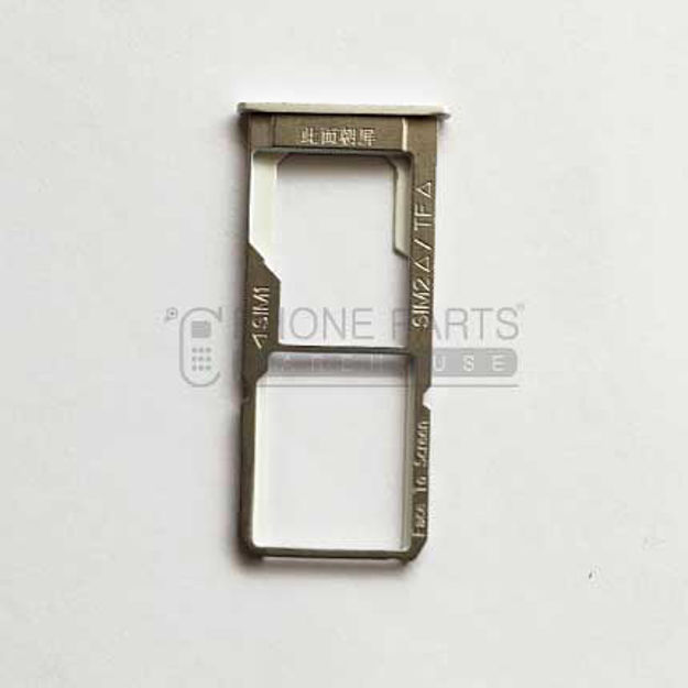 Picture of Oppo R7s Sim Card Holder [Silver]