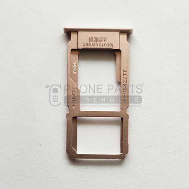 Picture of Oppo R9s Sim Card Holder [Rose Gold]