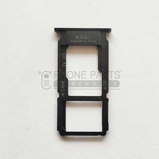 Picture of Oppo R9s Sim Card Holder [Rose Black]