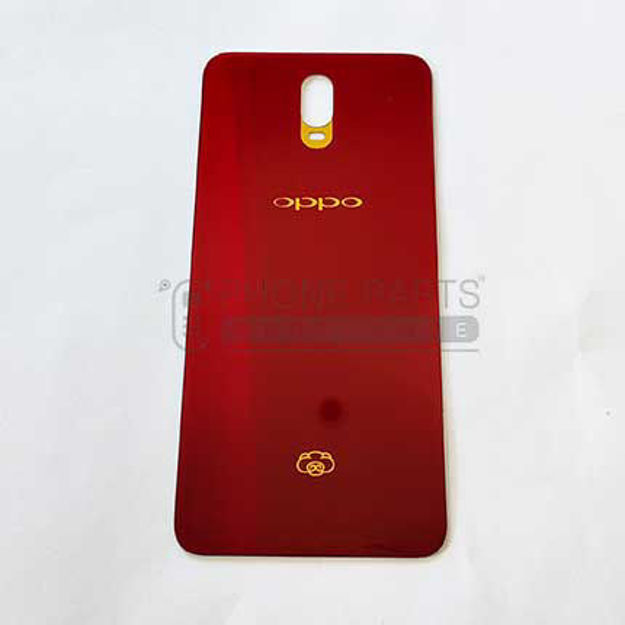 Picture of Oppo R17 Battery Back Cover [Fog Light Red]